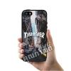 เคส ซัมซุง iPhone 5 5s SE โลโก้ Thrasher ตึก เคสสวย เคสโทรศัพท์ #1036