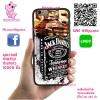 เคส Vivo V5 / V5s / V5 lite ขวด Jack Daniels เท่ เคสสวย เคสโทรศัพท์ #1199