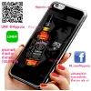 เคส ไอโฟน 6 / เคส ไอโฟน 6s โลโก้ Jack Daniels เท่ เคสสวย เคสโทรศัพท์ #1198