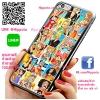 เคส ไอโฟน 6 / เคส ไอโฟน 6sกลุ่มหมวกฟาง One Piece เคสโทรศัพท์ #1024