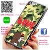 เคส ไอโฟน 6 / เคส ไอโฟน 6s เคสรัก ลายทหาร เคสสวย เคสโทรศัพท์ #1339