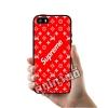 เคส ซัมซุง iPhone 5 5s SE โลโก้ Supreme หลุยส์ เคสสวย เคสโทรศัพท์ #1049