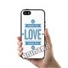 เคส iPhone 5 5s SE What you love เคสสวย เคสโทรศัพท์ #1143