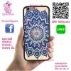 เคส ViVo Y53 ยางซิลิโคน โลโก้ แมนดาลา เคสสวย เคสโทรศัพท์ #1118