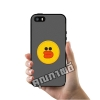 เคส ซัมซุง iPhone 5 5s SE เป็ด แซลลี่ เคสน่ารักๆ เคสโทรศัพท์ เคสมือถือ #1125