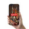 เคส ซัมซุง iPhone 5 5s SE โลโก้ Supreme ตึกสูง เคสสวย เคสโทรศัพท์ #1034
