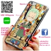 เคส ไอโฟน 6 / 6s โซโร ลูฟี่ กลุ่มหมวกฟาง One Piece เคสโทรศัพท์ #1064