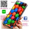 เคส ไอโฟน 6 / เคส ไอโฟน 6s ลูกอม เอ็มแอนด์เอ็ม เคสสวย เคสโทรศัพท์ #1309