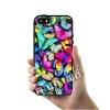 เคส iPhone 5 5s SE ผีเสื้อสวยหลากสี เคสสวย เคสโทรศัพท์ #1142