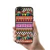 เคส iPhone 5 5s SE ลายแอชเท็ก อินเดียนแดง เคสสวย เคสโทรศัพท์ #1151