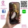 เคส ViVo Y53 ยางซิลิโคน โลโก้ กล้วยทะลึ่ง โชว์กล้วย เคสสวย เคสโทรศัพท์ #1122
