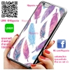 เคส ไอโฟน 6 / เคส ไอโฟน 6s ขนนก เคสน่ารักๆ เคสโทรศัพท์ เคสมือถือ #1080