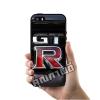 เคส iPhone 5 5s SE โลโก้ นิสสัน GTR สวย เคสโทรศัพท์ #1188