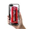 เคส iPhone 5 5s SE ตู้โทรศัพท์อังกฤษ คลาสสิค เคสสวย เคสโทรศัพท์ #1214