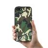 เคส iPhone 5 5s SE เคสลายพรางทหาร เคสสวย เคสโทรศัพท์ #1354