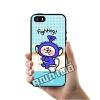 เคส ซัมซุง iPhone 5 5s SE เทเลทับบี้ ขี้ เคสน่ารักๆ เคสโทรศัพท์ เคสมือถือ #1166