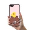 เคส ซัมซุง iPhone 5 5s SE แซลลี่ หมีบราวน์ เคสน่ารักๆ เคสโทรศัพท์ เคสมือถือ #1172