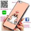 เคส ไอโฟน 6 / เคส ไอโฟน 6s แมว 3 ตัว หัวใจ เคสน่ารักๆ เคสโทรศัพท์ เคสมือถือ #1182