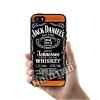 เคส iPhone 5 5s SE เคสขวดเหล้า Jack Daniels เท่ เคสสวย เคสโทรศัพท์ #1200