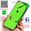 เคส ไอโฟน 6 / เคส ไอโฟน 6s ต้นไม้ให้แอปเปิ้ล พื้นเขียว เคสสวย เคสโทรศัพท์ #1185
