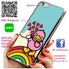 เคส ไอโฟน 6 / เคส ไอโฟน 6s เป็ดชมพู เคสน่ารักๆ เคสโทรศัพท์ เคสมือถือ #1178