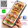 เคส ไอโฟน 6 / เคส ไอโฟน 6s แฮมเบอร์เกอร์ เคสสวย เคสโทรศัพท์ #1315