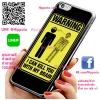 เคส ไอโฟน 6 / เคส ไอโฟน 6s ระวังความฉลาดของฉันฆ่าคุณ เคสสวย เคสโทรศัพท์ #1197