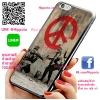 เคส ไอโฟน 6 / เคส ไอโฟน 6s โลโก้ ภาพสตรีทอาร์ท ทหารสันติภาพ เคสสวย เคสโทรศัพท์ #1123