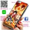 เคส ไอโฟน 6 / เคส ไอโฟน 6s ลูฟี่ เอส ซาโบ้ ผลไม้ปิศาจ One Piece เคสโทรศัพท์ #1033