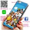 เคส ไอโฟน 6 / เคส ไอโฟน 6s เรือควีนแมรี่ One Piece กลุ่มหมวกฟาง เคสโทรศัพท์ #1035