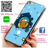 เคส ไอโฟน 6 / เคส ไอโฟน 6s เป็ดเหลือง กาแล็คซี่ เคสน่ารักๆ เคสโทรศัพท์ เคสมือถือ #1103