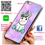 เคส ไอโฟน 6 / เคส ไอโฟน 6s ยูนิคอร์น เคสน่ารักๆ เคสโทรศัพท์ เคสมือถือ #1001