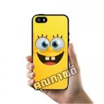 เคส ซัมซุง iPhone 5 5s SE สปองบ๊อบ เคสน่ารักๆ เคสโทรศัพท์ เคสมือถือ #1004