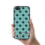 เคส ซัมซุง iPhone 5 5s SE โลโก้ กัญชา เพชร เคสสวย เคสมือถือ #1009