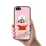 เคส ซัมซุง iPhone 5 5s SE ชินจังกับชีโร่ เคสน่ารักๆ เคสโทรศัพท์ เคสมือถือ #1204