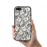เคส ซัมซุง iPhone 5 5s SE เงินดอลล่าห์ เคสสวย เคสโทรศัพท์ #1021