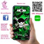 เคส J7 Core โซโร โลโก้โจรสลัด One Piece เคสโทรศัพท์ ซัมซุง #1008