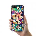 เคส ซัมซุง iPhone 5 5s SE มินนี่ มิกกี้ โดนัลดั๊ก เคสน่ารักๆ เคสโทรศัพท์ เคสมือถือ #1060
