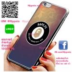 เคส ไอโฟน 6 / เคส ไอโฟน 6s โลโก้ BAPE ลิง FC เคสสวย เคสมือถือ #1030
