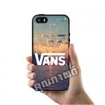 เคส ซัมซุง iPhone 5 5s SE โลโก้ Vans เคสสวย เคสโทรศัพท์ #1024