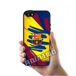 เคส ซัมซุง iPhone 5 5s SE เคส บาร์เซโลน่า อาร์ท เคสฟุตบอล เคสมือถือ #1008