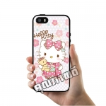 เคส ซัมซุง iPhone 5 5s SE คิตตี้ กิโมโนะ เคสน่ารักๆ เคสโทรศัพท์ เคสมือถือ #1039