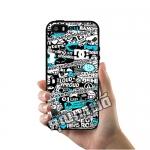 เคส ซัมซุง iPhone 5 5s SE โลโก้ เด็กบอร์ด เคสสวย เคสมือถือ #1004