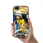 เคส ซัมซุง iPhone 5 5s SE ลอว์ เท่ๆ One Piece เคสโทรศัพท์ #1041