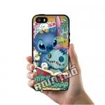 เคส ซัมซุง iPhone 5 5s SE สติช สแคร้มป์ เคสน่ารักๆ เคสโทรศัพท์ เคสมือถือ #1087