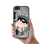 เคส ซัมซุง iPhone 5 5s SE ชินจัง กวนๆ เคสน่ารักๆ เคสโทรศัพท์ เคสมือถือ #1069