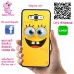 เคส ซัมซุง A5 2015 สปองบ๊อบ เคสน่ารักๆ เคสโทรศัพท์ เคสมือถือ #1004