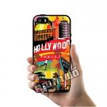 เคส ซัมซุง iPhone 5 5s SE โลโก้ Hollywood เคสสวย เคสโทรศัพท์ #1018