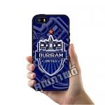 เคส ซัมซุง iPhone 5 5s SE เคส สโมสร บุรีรัมย์ ยูไนเต็ด สีน้ำเงิน เคสฟุตบอล เคสมือถือ #1029