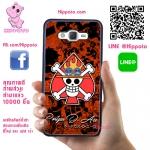 เคส J7 Core โปโตกัส ดี เอส โลโก้ One Piece เคสโทรศัพท์ ซัมซุง #1018